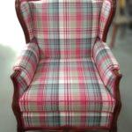 3fauteuil2 – Louis Rousseau Rembourrage, recouvrement et restauration de meubles, Québec
