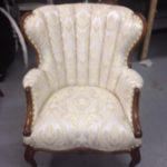 fauteuil – Louis Rousseau Rembourrage, recouvrement et restauration de meubles, Québec