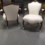 chaise05 – Louis Rousseau Rembourrage, recouvrement et restauration de meubles, Québec