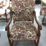 fauteuil08 – Louis Rousseau Rembourrage, recouvrement et restauration de meubles, Québec