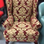fauteuil05 – Louis Rousseau Rembourrage, recouvrement et restauration de meubles, Québec